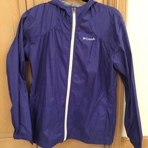 Columbia Raincoat Child's XL